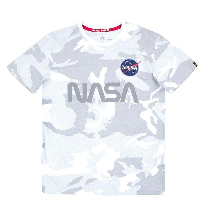 Alpha Industries NASA Reflecitive (camo)