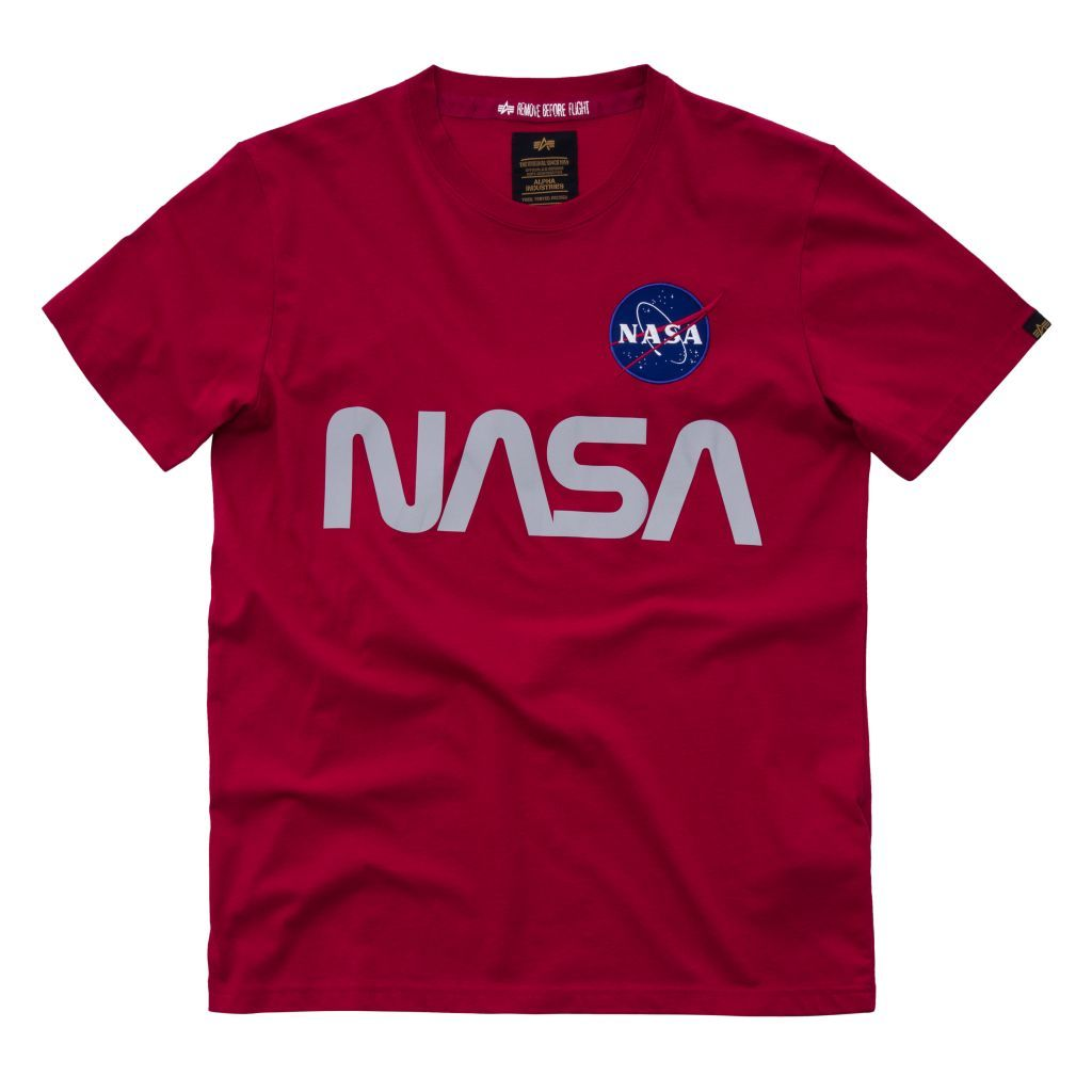 Alpha Industries NASA Reflecitive T
