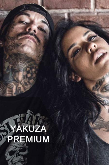 Kolekce Yakuza
